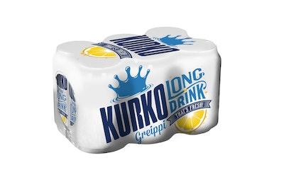 Kurko Greippilonkero 4,7% 0,33l 6-pack