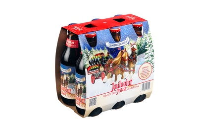 Koff Jouluolut 4,6% 0,33l 6-pack