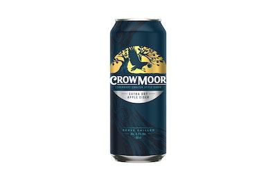 Crowmoor siideri 4,7% 0,5l extra dry