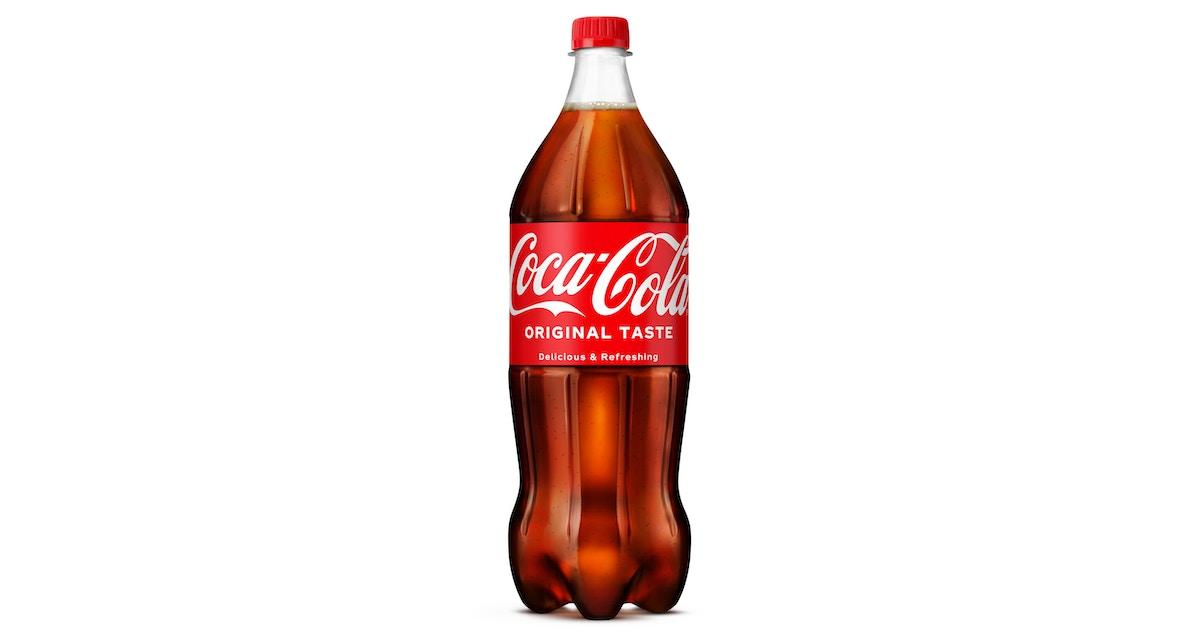 Coca Cola Kofeiini