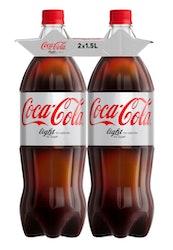 Coca-Cola Light 1,5l 2-pack
