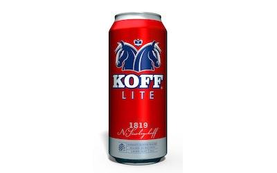 Koff III Lite olut 4,4% 0,5l
