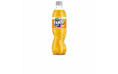 Fanta Zero Appelsiini 0,5l