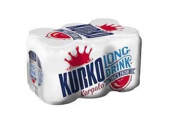 Kurko Karpalolonkero 4,7% 0,33l 6-pack