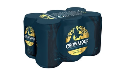 Crowmoor Dry Apple 0,33l 6-pack siideri