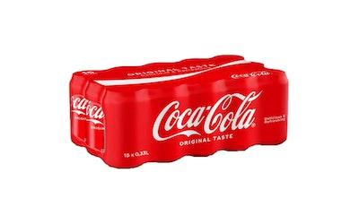 Coca-Cola 0,33l tlk 15-pack virvoitusjuoma