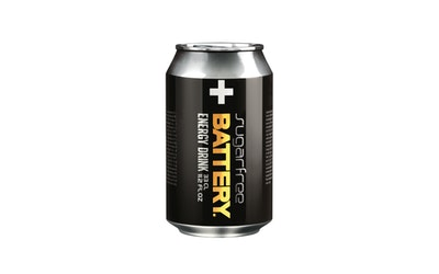 Battery Sugarfree 33 cl tlk energiajuoma