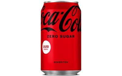 Coca-Cola zero 0,33l tlk