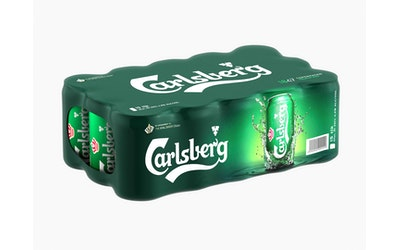 Carlsberg 4,5% 0,33l 15-pack