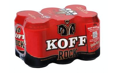Koff Rock olut 4,7% 0,33l 6-pack