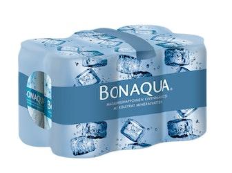 Bonaqua 33 cl tlk 6-pack