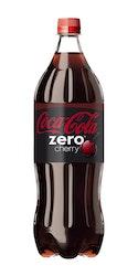 Coca-Cola Zero cherry 1,5l