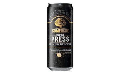 Somersby Double press cider4,5% 0,33l