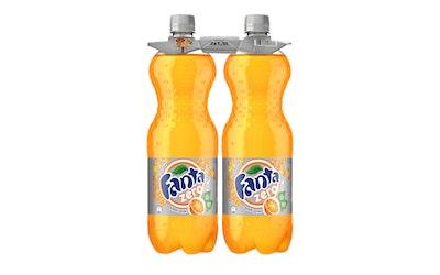 Fanta zero appelsiini 1,5l kmp 2-pack