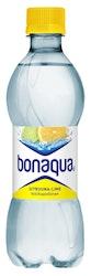 Bonaqua Sitruuna-Lime 33cl kierrätysmuovipullo kivennäisvesi