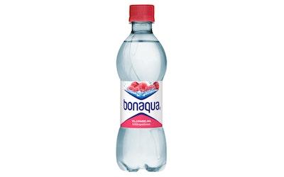 Bonaqua Villivadelma 33cl kierrätysmuovipullo kivennäisvesi