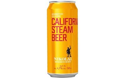Nikolai Californian Steam 4,7% 0,5l