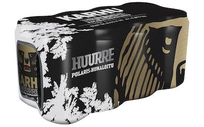 Karhu Huurre 4,6% 0,33l tlk 8-pack
