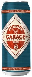 Garage Hard Brew Ginger 4,6% 0,5l