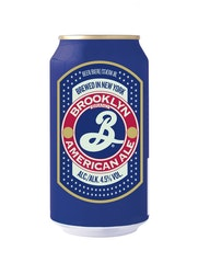 Brooklyn American Ale 4,5% 0,355l