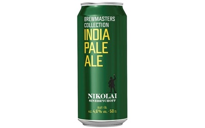 Nikolai BMC India Pale Ale 4,6% 0,5l