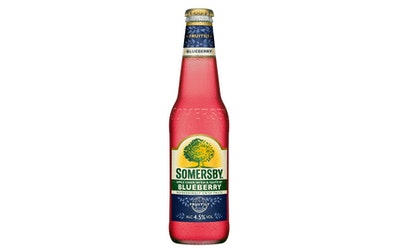 Somersby Blueberry 4,5% 0,33l