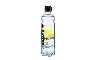 Battery Energy Water Isotonic 0,4l