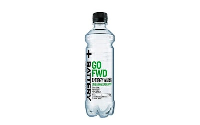 Battery Energy Water Lime-Orange-pienapple 0,4l