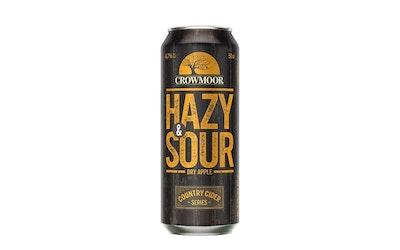 Crowmoor Hazy & Sour 4,7% 0,5l siideri