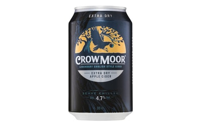 Crowmoor Extra Dry Apple 4,7% 0,33l