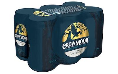 Crowmoor Extra Dry Apple 4,7% 0,33l 6-pack siideri