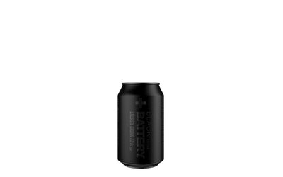 Battery Black 0,33l