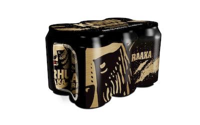 Karhu Raaka olut 4,6% 0,33l tlk 6-pack