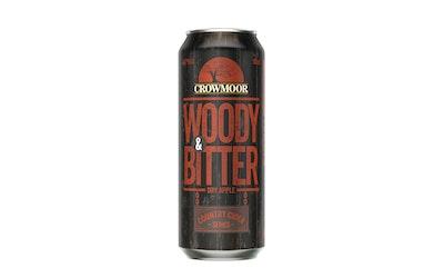 Crowmoor Woody & Bitter  4,7% 0,5l siideri
