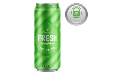 Fresh Lime-Kaktus 4,7% 0,5l