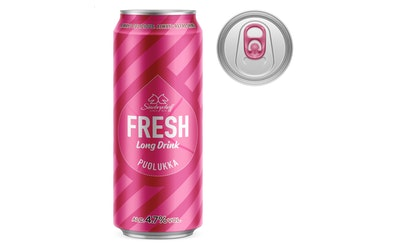 Fresh Puolukka 4,7% 0,5l