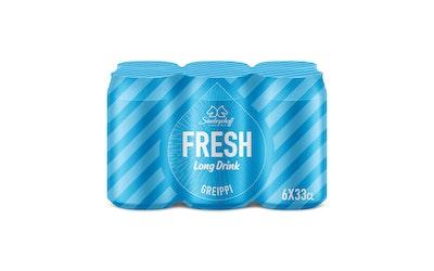 Fresh Greippi 4,7% 0,33l 6-pack