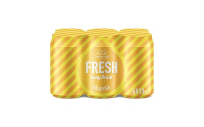 Fresh Päärynä 4,7% 0,33l 6-pack