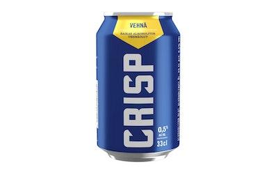 Koff Crisp 0,5% Vehnä 0,33l