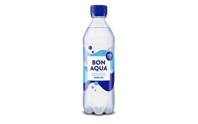 Bonaqua kivennäisvesi 0,5l maustamaton