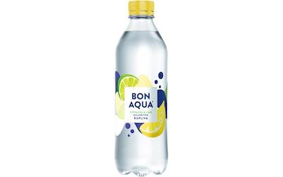 Bonaqua sitruuna-lime 0,5l mineraalivesi
