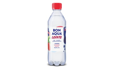 Bonaqua Explore mansikka-kiivi 0,5l kivennäisvesi