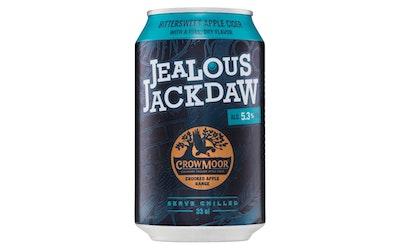 Crowmoor Jealous Jackdaw 5,3% 0,33l