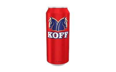 Koff 4,6% 0,50l