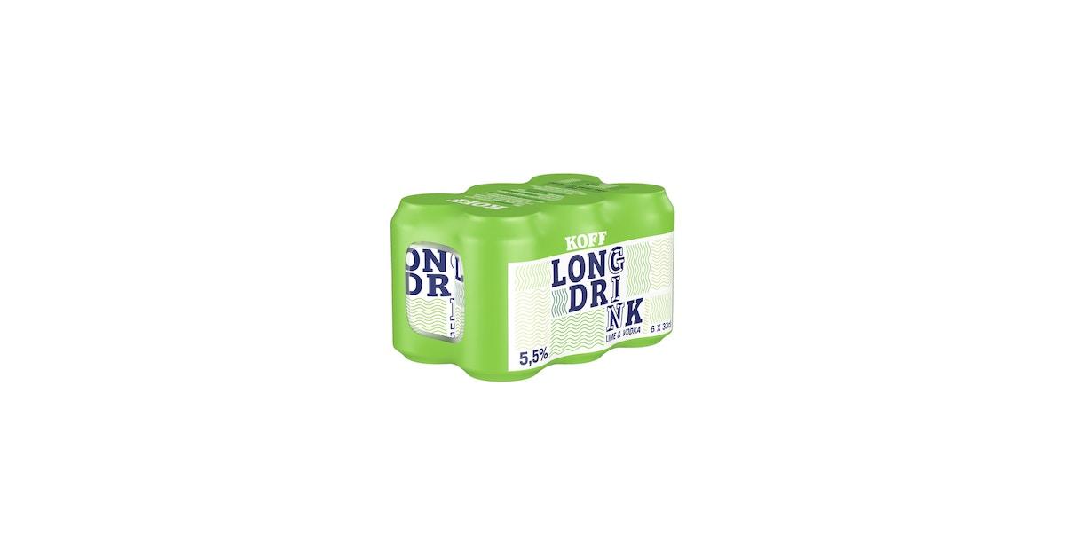 Koff Long Drink