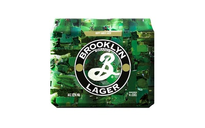 Brooklyn Lager 5,2% 0,33l 4-pack