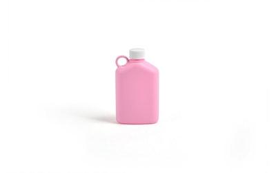 Plastex retkipullo 0,33L rosa