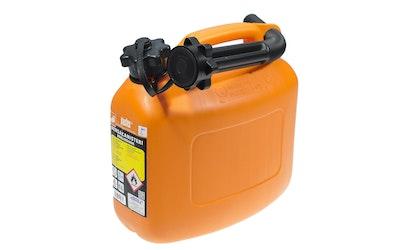 Bensakanisteri 5L oranssi