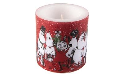 Muumi kynttilä Talven Taikaa 8cm