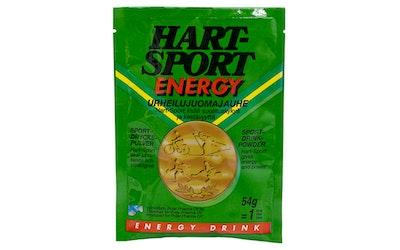Hart-Sport Energy urheilujuomajauhe 54 g